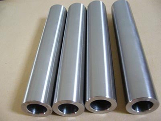Titanium seamless pipes of gr1