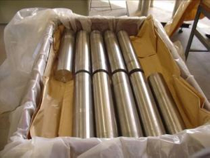 High Quality ASTM B348 Gr.2 cold rolled Titanium bars are popular with customers for sale.