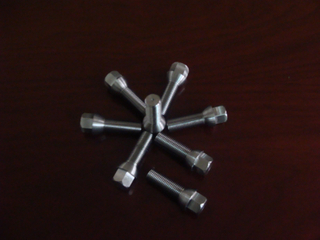 High quality fasteners tianium screw and bolt