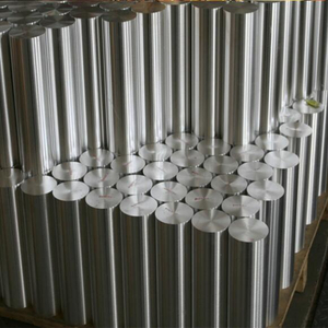 Manufacturer from China high quality ASTM B348 Gr.2 Titanium bars are very popular with customers.